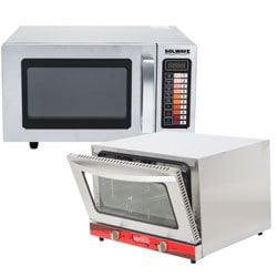 Food Truck Countertop Ovens and Steamers