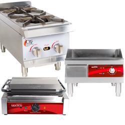 Food Truck Countertop Cooking Equipment