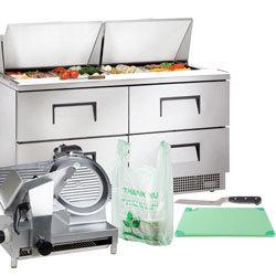 Deli Counter Supplies