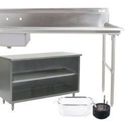 Dishtables and Dish Cabinets