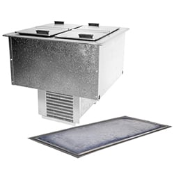Drop-In Freezers and Frost Tops / Cold Slabs