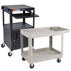Educational And Office Carts