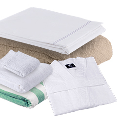 Hotel and Spa Linens