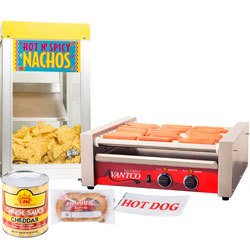 Snack Station Supplies