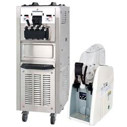 Commercial Ice Cream Machines