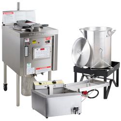 Commercial Deep Fryers | Commercial Fryers | Restaurant Fryers