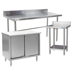Merveilleux Stainless Steel Work Tables