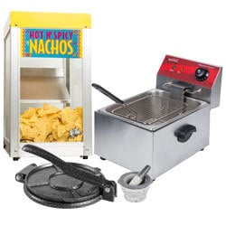Mexican Restaurant Kitchen Equipment mexican restaurant supplies | mexican restaurant equipment