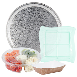 Deli / Food Trays and Lids