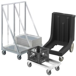 Food and Beverage Carrier Dollies