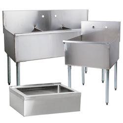 Large Single Bowl Laundry Sink Basin Utility Griffin