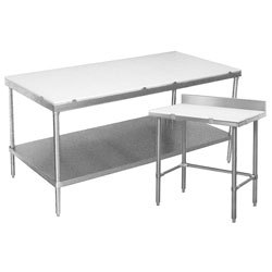 Delicieux Poly Top Work Tables