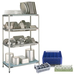 Storage Racks  sc 1 st  WebstaurantStore & Dunnage Rack   Storage Racks
