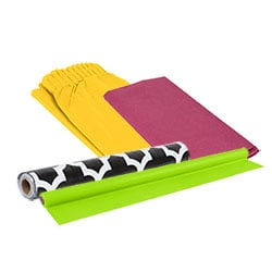 Disposable Table Covers and Skirting