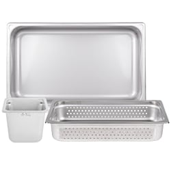 Steam Table Pans and Hotel Pans