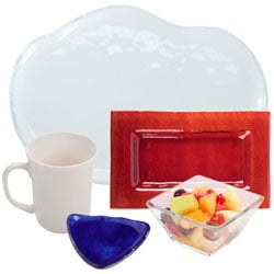 Glass Dinnerware by Type  sc 1 st  WebstaurantStore & Glass Dinnerware | Glass Plates