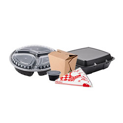 Take-Out and Delivery Containers