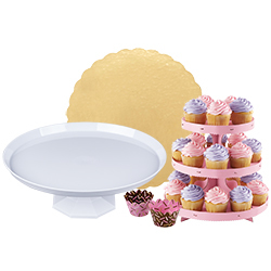 Disposable Bakery Displays