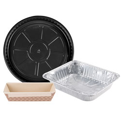 Disposable Food Pans and Bakeware
