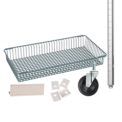Metro Shelving Parts and Accessories