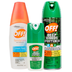 Personal Insect Repellent