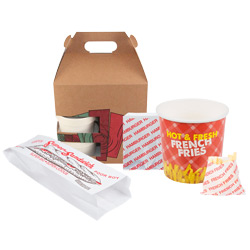 Fast Food Bags and Boxes