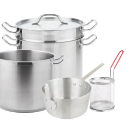 Sauce Pots and Stock Pots