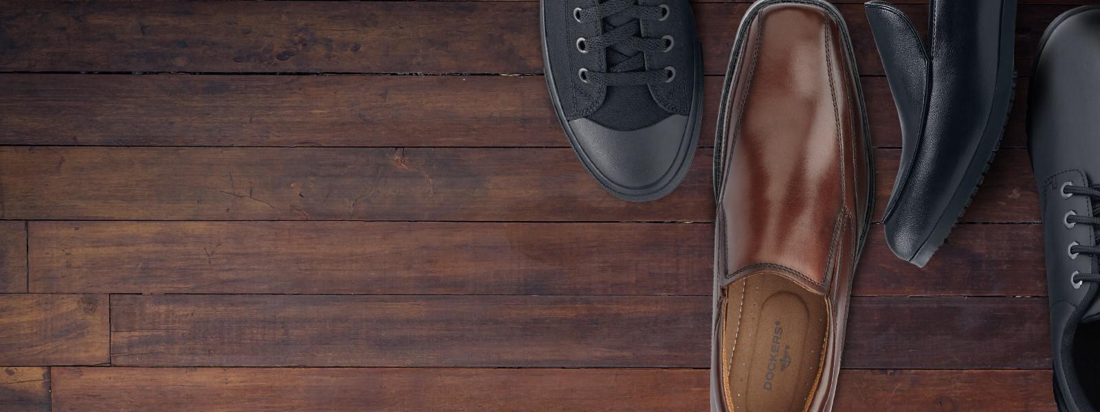 Restaurant Shoes: Non-Slip Shoes for Chefs & Servers