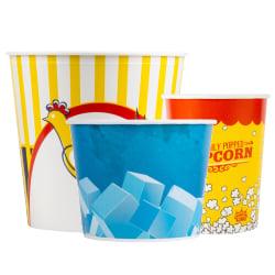 Concession Food Buckets