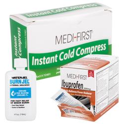 First Aid Supplies