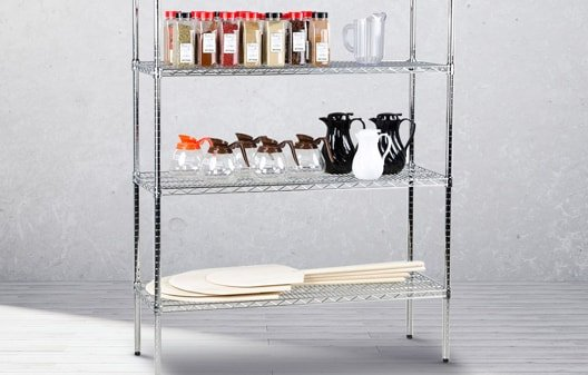 Commercial Shelving | Restaurant Shelving | Commercial Kitchen Racks