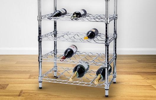 Commercial Shelves For Kitchen