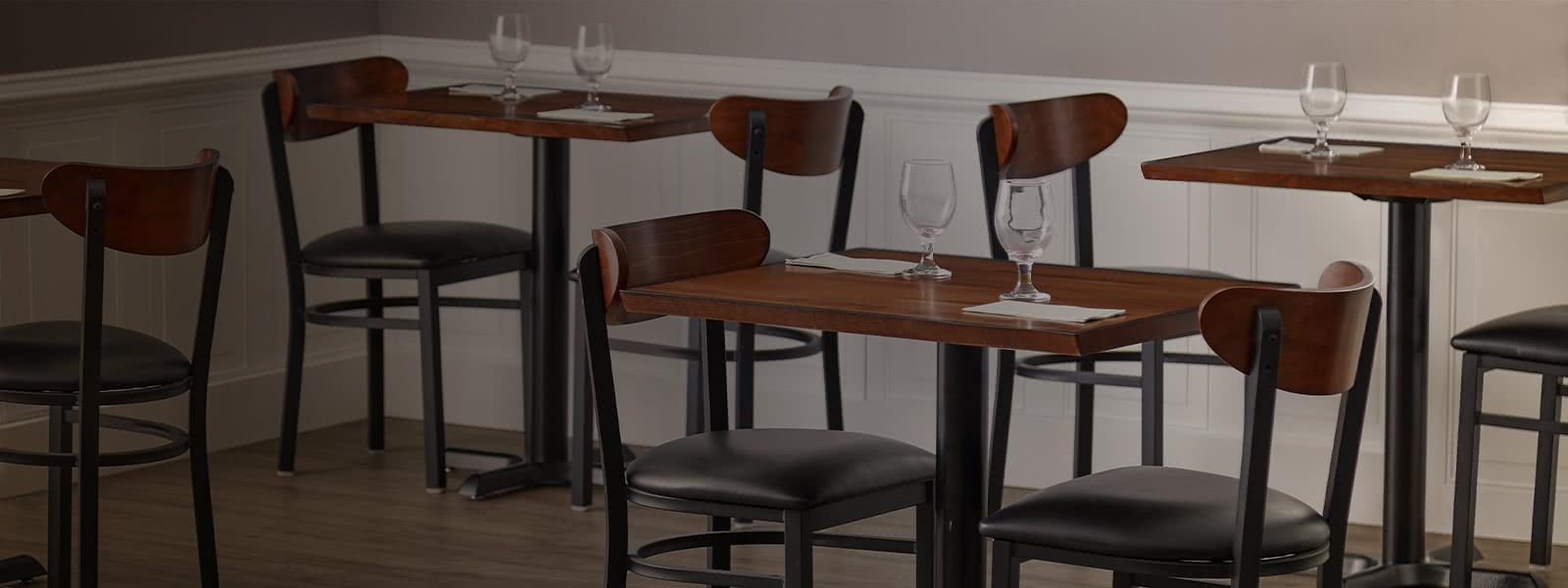 Restaurant Tables Dining Tops