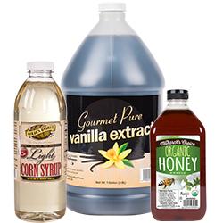 Liquid Baking Ingredients | WebstaurantStore