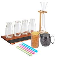 Bar Glassware and Drinkware