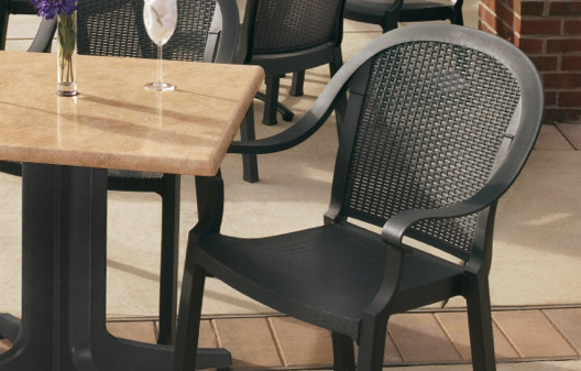 Commercial Outdoor Furniture Tables Chairs Umbrellas