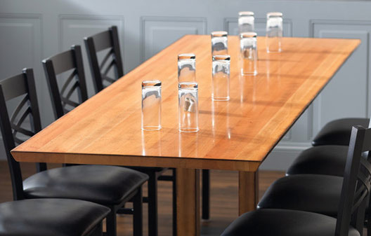 Standards For Rapid Products For Dining Rooms