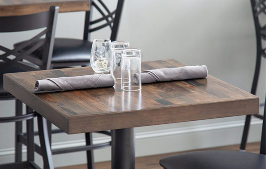 Restaurant Tables Dining Tables Tops Amp Bases