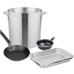 Professional Cookware Pots Pans Cast Iron More