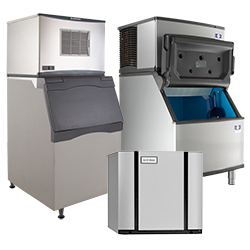 Commercial Ice Makers | Restaurant Ice Machines