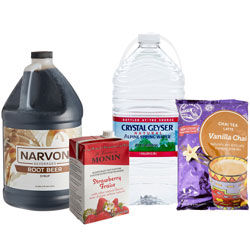 Cold Beverages and Beverage Mixes