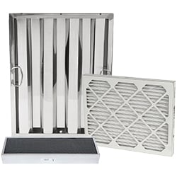 Exhaust Hood Filters and Accessories
