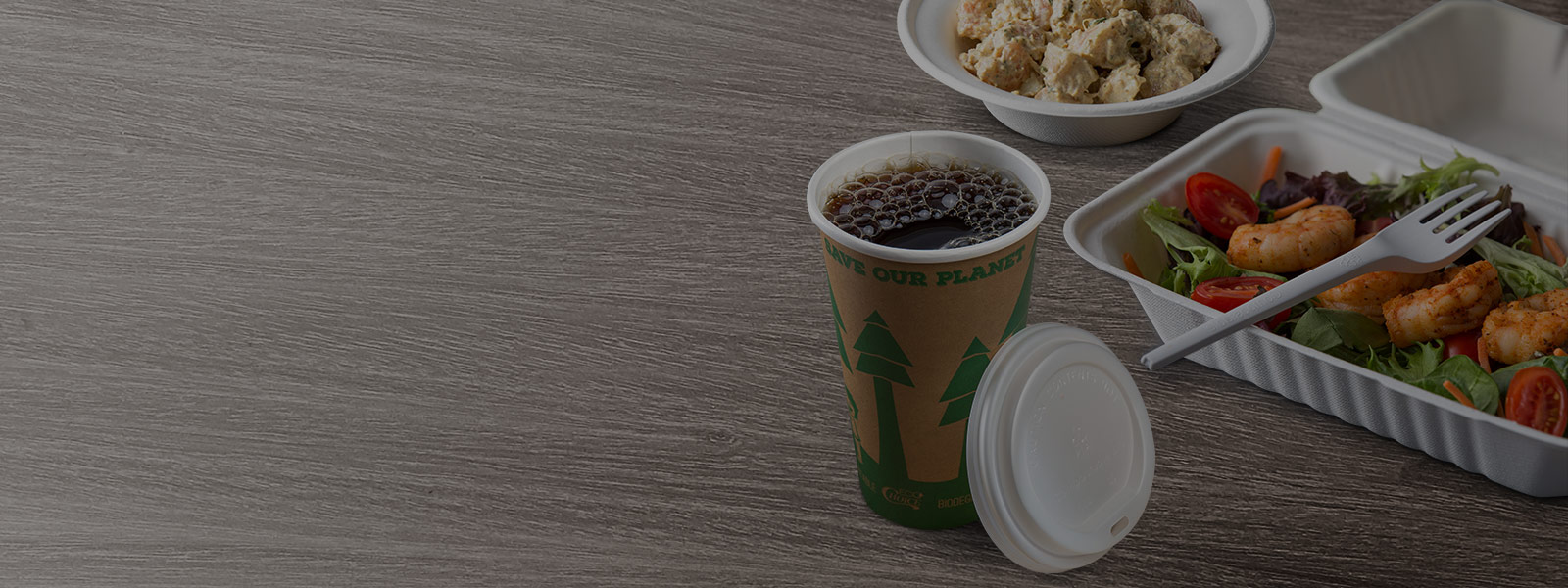 Use Ecochoice Eco-Friendly Products to Take a Green Initiative with Your Cafe or Dining Hall
