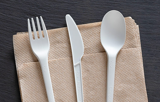 EcoChoice Plastic Cutlery / Utensils