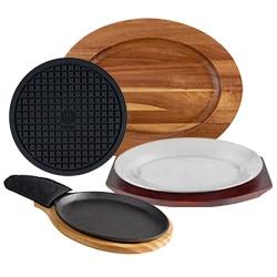 Fajita Skillets and Sizzler Platters
