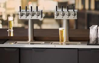 Beverage-Air Beer Dispensers