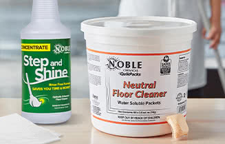 Noble Chemical Floor Care Chemicals