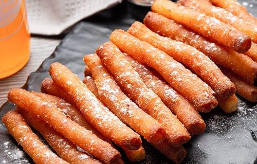 Funnel Cake Fries