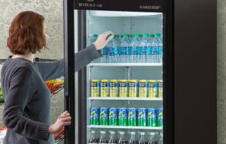 Beverage-Air Merchandising Glass Door Refrigerators / Coolers