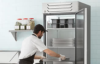 Beverage-Air Reach-In Freezers